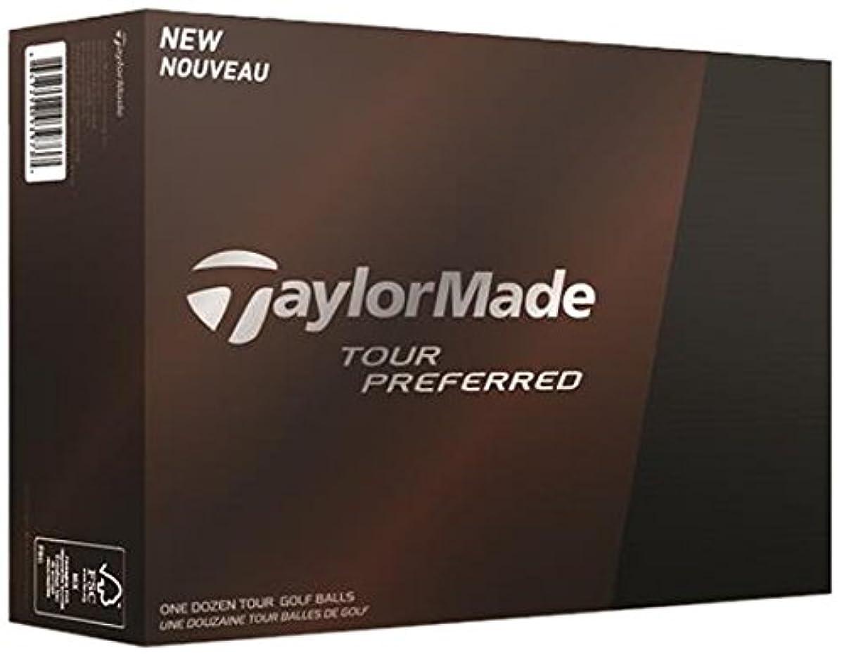[해외] TaylorMade Tour Preferred Golf Balls NEW 2014