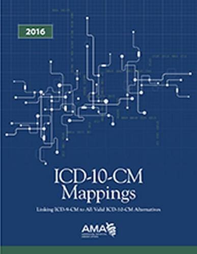 ICD-10-CM 2016 Mappings