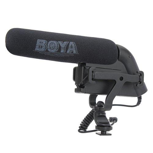 Boya By-Vm200 Condenser Shotgun Microphone For Dslr Camera