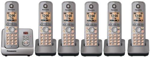 Panasonic KX-TG6726 DECT Cordless Phone Black Friday & Cyber Monday 2014