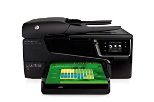 Hp Officejet 6600 - Multifunction - Color - Thermal Inkjet - Print, Copy, Scan, from Hewlett Packard