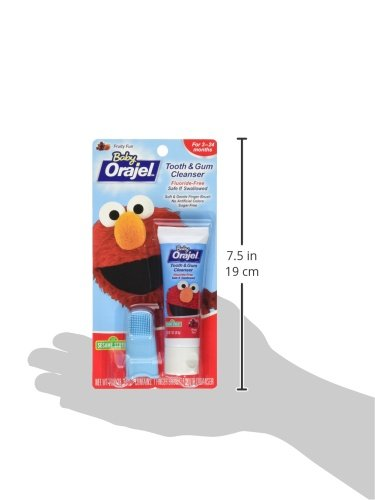 orajel oral care for the whole family - 375×500