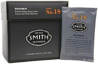 Smith Teamaker Brahmin Black Tea 6x15 Bag  Value Bulk Multi-pack