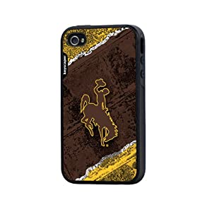 Buy NCAA Wyoming Cowboys iPhone 4 4S Rugged Case by Keyscaper