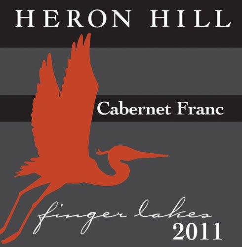 2011 Heron Hill Classic Cabernet Franc 750 Ml