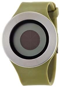 ODM Unisex-Armbanduhr SUNSTITCH Digital silikon grün MY04-3