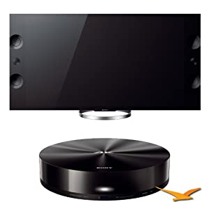 Sony XBR-65X900A 65 4K Ultra High Definition TV & 4K Ultra HD Media Player Bundle