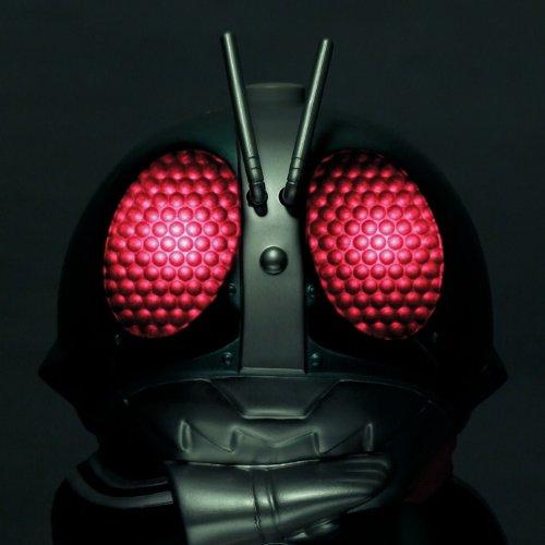 【仮面ライダー】 懐かしいライダー1号の声でお目覚め 仮面ライダー 4SE502RH05