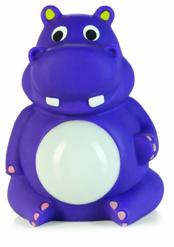 Belly Glo Rechargeable Nightlight - Hippo