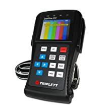 Triplett 8000 CamView PTZ Multi-Function Test Tool for CCTV and Security Installation Professionals