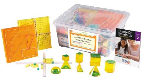 Eta Hand2Mind Common Core State Standards Jump Start Kit, Grade 6 front-128441