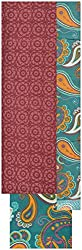 Laxmi Creations Women's Cotton Unstitched Dress Material (Maroon)