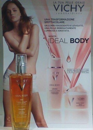 Ideal Body corpo 100 ml olio nutriente-satinante effetto asciutto