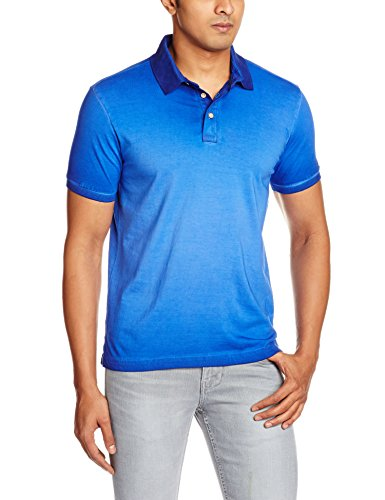 Arrow Sports Men's T-Shirt (8907259797151_AKRS7940_X-Large_Blue)  available at amazon for Rs.499