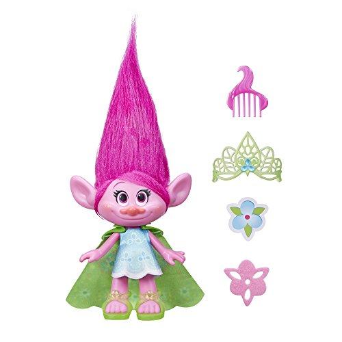 Trolls - Bambola Poppy Doll 23 Cm con Accessori