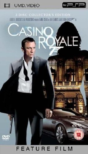 Casino Royale [UMD Mini for PSP]