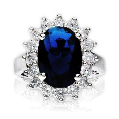 PRINCESS DIANA ENGAGEMENT RING | Princess Diana Engagement ...
