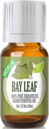 Bay 100% Pure, Best Therapeutic Grade Essential Oil - 10ml