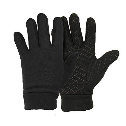 Mens-Womens-Unisex-Moisture-Wicking-Micro-fleece-Running-Sport-Gloves