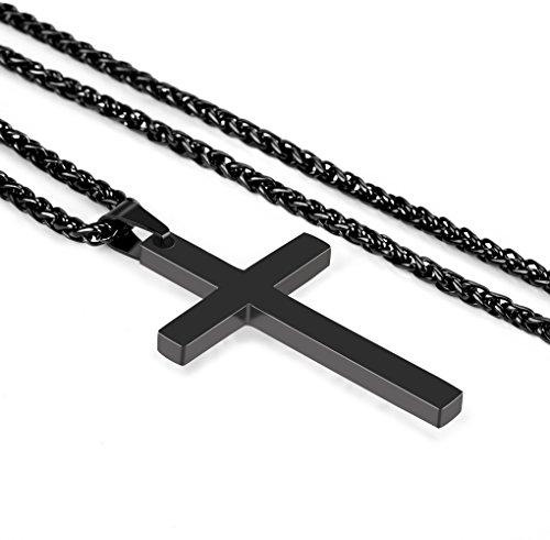 reve-jewelry-anillo-de-acero-inoxidable-negro-cruz-collar-con-colgante-para-el-hombre-mujer-24-negro