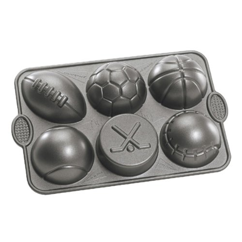 Nordic Ware Pro Cast All Star Sports Cake Pan