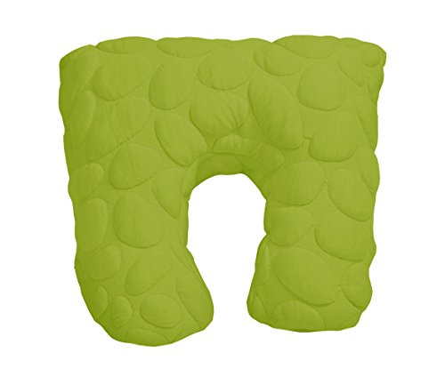 Nook Niche Feeding Pillow - Lawn Green