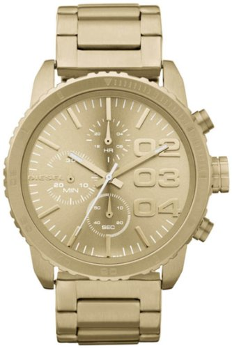 Diesel Women's DZ5302 Advanced Gold Watch