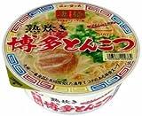 ニュータッチ 凄麺 熟炊き博多とんこつ 1ケース(12個)