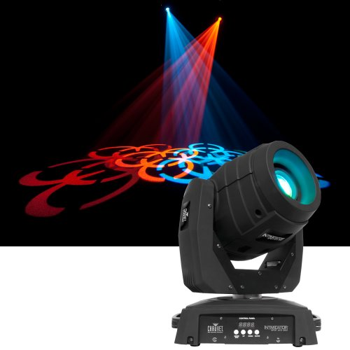 Chauvet Intimidator Spot Led 350 75W Dj Lighting Moving Head Gobo Effect Intim