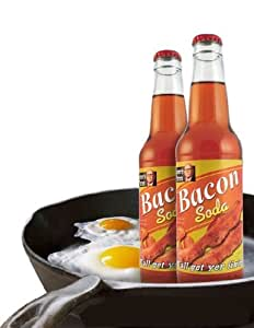 LESTERS Bacon Soda 12 OZ