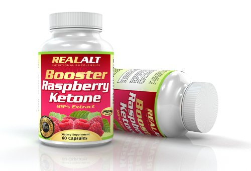 Raspberry Ketones Weight Loss Supplements - Booster Raspberry Ketone - 99% Extract - 250Mg. - 100% Premium Quality Product - This Dietary Supplement Is Made In Usa.