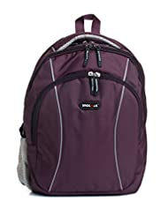 Bags R Us Laptop Bag - Backpack - Wine Color Unisex Bags