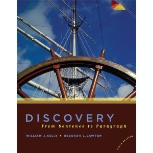 Discovery From Sentence to Paragraph Annotated Instructor's Edition (INSTRUCTOR