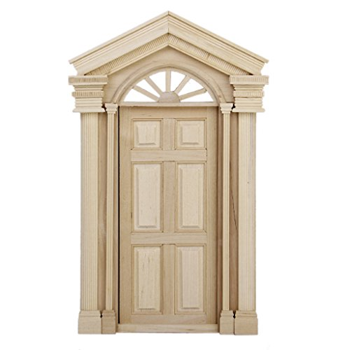 112-dollhouse-miniature-wooden-exterior-door-6-panel
