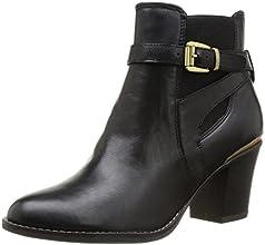Tamaris 25359, Chaussures montantes femme - Noir (Black 1), 41 EU