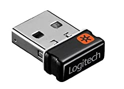 New Logitech Unifying USB Receiver for keyboard K230 K250 K270 K320 K340 K350 K750 K800