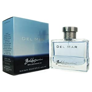 Baldessarini Del Mar By Hugo Boss For Men. Eau De Toilette Spray 3 oz