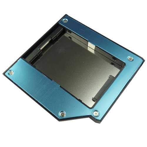BrainyDeal Sata 2Nd Hard Disk Drive Hdd Bay Caddy For Thinkpad W500 W700 X200 Ultrabase
