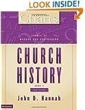 Charts of Modern and Postmodern Church History (ZondervanCharts)