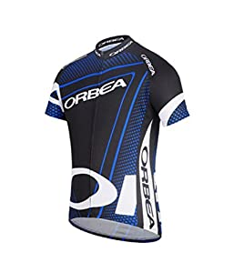 Cowabike 2014 Orbea Men's Cycling Jersey Comfortable Short Sleeve