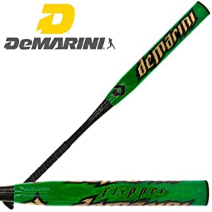 DeMarini Flipper 2013 DXFLS ASA Slowpitch Softball Bat, 34/27