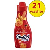 Comfort Exhilarations Poppy Fabric Conditioner 21 Wash 4x750ml