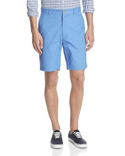 J. McLaughlin Men's Devon Cotton Twill Shorts