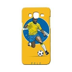 BLUEDIO Designer 3D Printed Back case cover for Samsung Galaxy A8 - G4334
