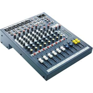 Soundcraft EPM6 Multi-Format Mixer