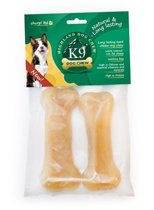 Double Highland K9 Dog Chew