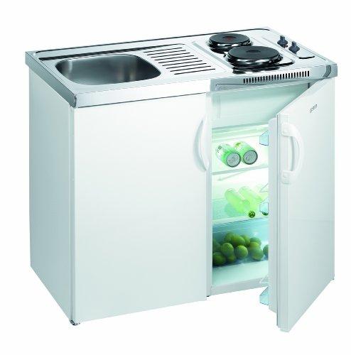 Details for Gorenje MK 110 S-L 41 Mini-Küchen / 100 cm / Pantry Küche / weiß zu Gorenje