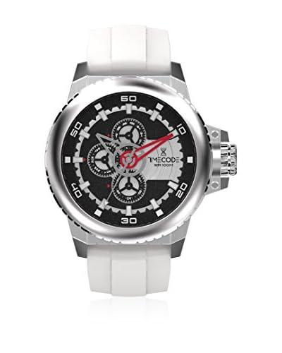 Timecode Orologio al Quarzo Www 1991 Bianco 49 mm