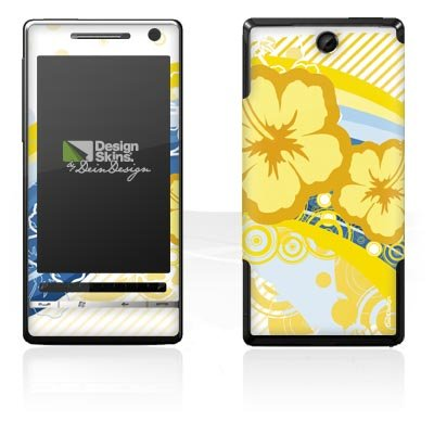 Design Skins für O2 XDA Diamond 2 - Hawaiian Rainbow Design Folie