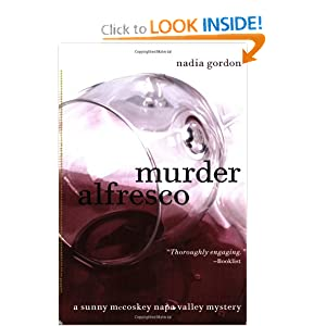 Murder Alfresco (Sunny McCoskey Napa Valley Mysteries) Nadia Gordon
